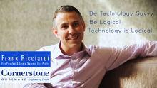 Importance of being logical & technology savvy - Frank Ricciardi