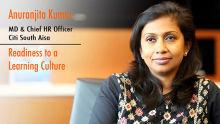 Anuranjita Kumar: Readiness for a learning Culture