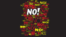 """How To Say """"No"""" the Right Way"""