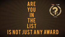 The winners and jury share their 'Are You in the List' experience