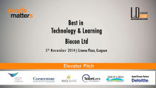 Selling to highly qualified buyers- Lessons from Biocon Ltd.