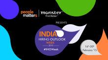 India Hiring Outlook Week 2015 - First Cut
