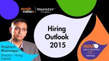 India Hiring Outlook with Prashant Bhatnagar