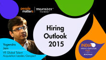 India Hiring Outlook with Yogendra Jain
