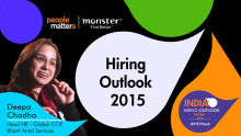 India Hiring Outlook with Deepa Chadha