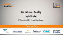 Best in Career Mobility