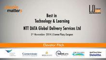 Engaging employees at NTT through interesting learning methods