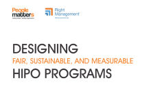 Designing fair, sustainable, and measurable HiPo programs
