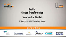 Best in Culture Transformation