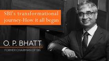 Transformational Journey of SBI