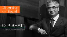 Diversity on Board- OP Bhatt