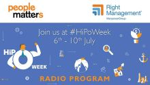 HiPo Week Radio Show - 'Fast-track or Smart-track'