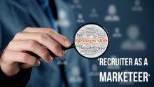 Webinar on Paradigm shift 'Recruiter as a Marketeer'