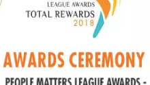 "Winners of ""The League Awards - Total Rewards and Wellness 2018"""