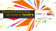 TechHR16 - Sessions you cannot miss! Part 2