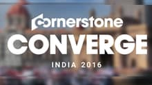 High Focus on Data Analytics - #ConvergeIndia16