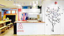 Airbnb's biggest cash infusion as the company raises $555 million