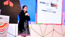 TechHR16: Creating a legacy by Farzana Haque