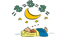 Sleeping more is likely to increase your salary by 5%
