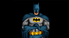 5 lessons on excellence from Batman