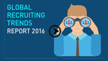 Global Recruiting Trends report by LinkedIn