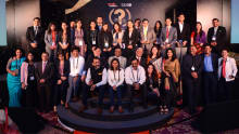 The Awards night unfolds: Glimpses of Are You In The List 2016