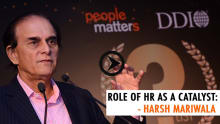 Role of HR as a catalyst: Harsh Mariwala