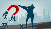 How can SMEs become talent magnets