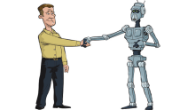 Employees not averse to the idea of robots as colleagues: Survey