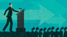 Shouldn't HR professionals aspire career in politics?