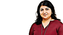 Seema Nair is Executive Director-HR at Hindustan Coca-Cola Beverages
