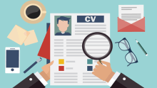 What Recruiters look for in a Resume: Study