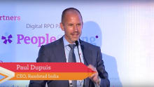 Evolution of recruitment: A talk by Paul Dupuis, CEO Randstad India