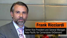 Frank Ricciardi talks about the emerging trends in HR technology