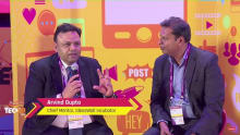 People were scared to join startups: Arvind Gupta at TechHR 2017