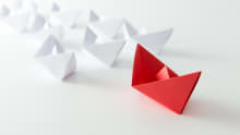 Role of leader in building the right attitude towards learning