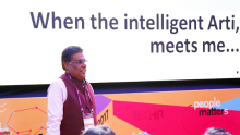 When intelligent Arty met Ashish Vidyarthi