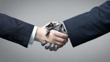 Humans and Robots to be comfortable co-workers by 2020: Genpact Study
