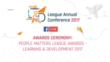 People Matters L&D League Awards 2017