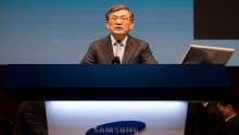 Samsung Electronics facing unprecedented crisis, CEO quits