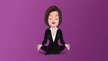 Perform a 'ritual' to calm your nervous self: Study