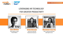 Interview: Leveraging HR technology for greater productivity