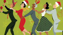 Office Christmas and New Year's Parties: 2017 Trends
