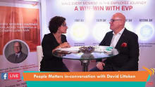 People Matters in-conversation with David Litteken