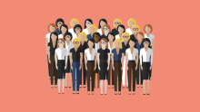 How to support continuous learning for women employees