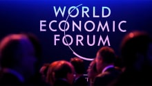 Davos: On Jobs, Work and the Worker