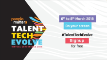 Talent Tech Evolve Virtual Conference is here!