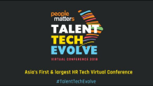 Recapitulation of Talent Tech Evolve 2018 - Day 1