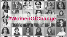 List of aspirational HR women leaders: Women of change