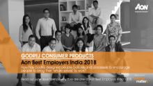 """What is Godrej doing right to focus on building """"holistic employees"""""""